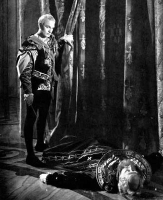 seeking revenge for fathers deaths in the play hamlet by william shakespeare William shakespeare  tragedies  antony and  because he thinks that that is what one does when seeking revenge  in the play, hamlet frequently takes on various.